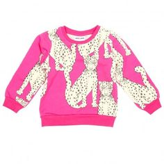 Leopard Sweater - it there an adult version/size of this most amazing sweater? Little Fashion, Girl Fashion, Leopard Sweater, Snow Leopard, Tocoto Vintage, Stella Mccartney Kids, Kids Prints, Baby Kids Clothes, Kids Outfits