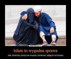 Islam to wygodna sprawa