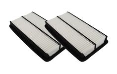2 Acura & Honda Rigid Panel Air Filters | Part # CA10013 & A25651