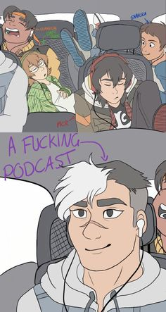Team Voltron Roadtrip