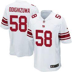 33265efa4 New Nike Giants 90 Jason Pierre-Paul Nike Elite Jersey white NFL Jersey