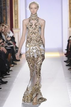 Lush Fab Glam Blogazine: Zuhair Murad's Stunning Spring 2013 Couture Collection.