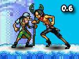 One Piece Hot Fight 0.6 - Na versão 0.6 de One Piece Hot Fight foi adicionado um novo personagem: Usopp. Mentiroso, covarde, mas carismático. Escolha o seu personagem favorito e supere seu adversário neste super jogo de luta.