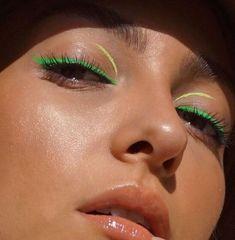 Edgy Makeup, Makeup Eye Looks, Eye Makeup Art, Cute Makeup, Makeup Goals, Pretty Makeup, Skin Makeup, Eyeshadow Makeup, Makeup Tips