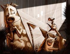 David SanAngelo Illustration
