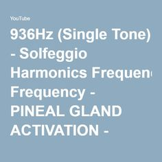 936Hz (Single Tone) - YouTube----- There are a number of times that call for a tone in the play. I think a decently high tone like this one is particularly effective in making people feel disorientated and confused.