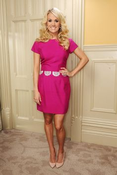 Carrie Underwood's style, love.