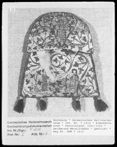 1300s German purse