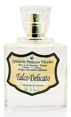 Talco Delicato I Profumi di Firenze perfume - a fragrance for women