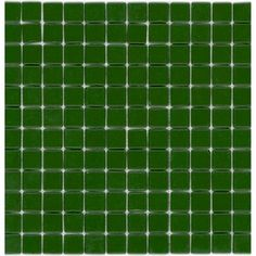 Elida Ceramica 12-1/2-in x 12-1/2-in Seaweed Ice Glass Mosaic Square Wall Tile (Actuals 12-1/2-in x 12-1/2-in) Lowe's for $10.31/sq ft.