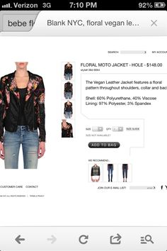 Wanna find this jacket