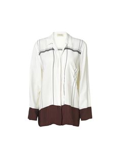 Angelica shirt - By Malene Birger - Spring Summer 2016