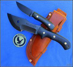 David Beck WSK 'TRACKER' Bushcraft Knife..   by Tatsu*