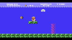 Super Mario Bros. NES World 2-2 Ultimate Cheats