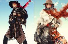 navajo fashions | big fan of Navajo inspired fashion.