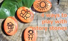 Story stones by MarylinJ