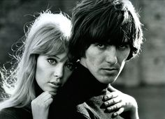 Pictures of the Boyd Sisters | It Couples - Pattie Boyd and George Harrison