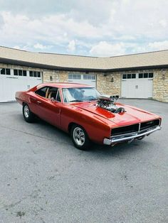 Vintage Motorcycles Muscle 1969 Dodge Charger with blower Mopar, American Muscle Cars, Dodge Charger 1969, Chrysler Charger, Charger Rt, Cars Vintage, Dodge Muscle Cars, Dodge Auto, Classic Chevy Trucks