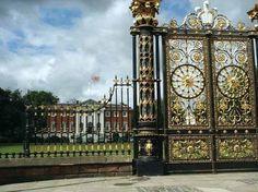 Warrington Town Hall, England