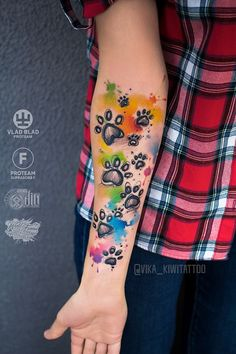 graphic watercolor tattoos by Vika KIWI - tattoos - . - 40 graphic watercolor tattoos by Vika KIWI – tattoos – graphic watercolor tattoos by Vika KIWI - tattoos - . - 40 graphic watercolor tattoos by Vika KIWI – tattoos – - Tattoo On, Diy Tattoo, First Tattoo, Tattoo Photos, Body Art Tattoos, Small Tattoos, Sleeve Tattoos, Tatoos, Paw Tattoos