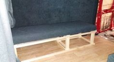 Camper Beds, Couch, Furniture, Home Decor, Settee, Decoration Home, Sofa, Room Decor, Home Furnishings
