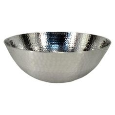 Threshold™ Hammered Stainless Steel Serve Bowl : Target
