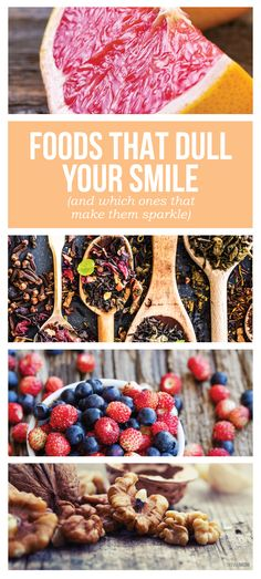 These are the worst foods to eat for your pearly whites!