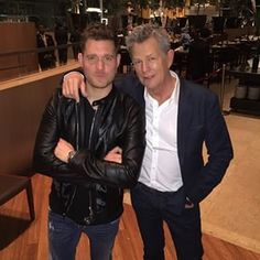 Michael Bublé Twitter / Instagram