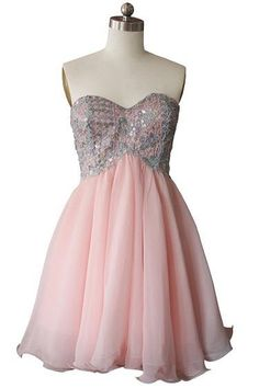 Sweetheart Sexy A-line Short Bridesmaid Dress Prom Dress A-Line Wedding Dresses | Buy Wholesale On Line Direct from China