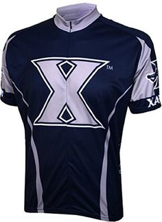 Adrenaline Promotions Xavier Musketeers Cycling Jersey XXXLarge    To view  further for this article 09fbab0d4