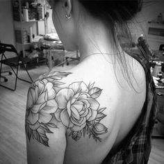 Tattoo  ̄﹏ ̄