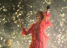 Florence + the Machine at Lollapalooza Argentina 2016 #HowBeautifulTour