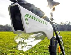 """Self-filling"" biking bottle pulls water out of thin air : TreeHugger"