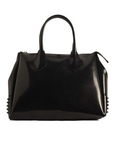 Borsa Fourty grande borchie - La Femme Boutique