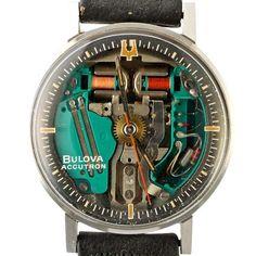 1965 Bulova Accutron Spaceview