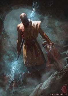 D3 - Monk on Behance