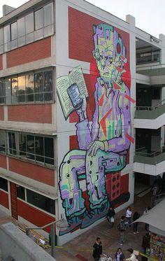 Beyond Banksy Project / EL Decertor