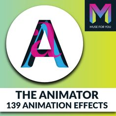 Choose from 139 Animation Effects for your Adobe Muse website. No Coding Skills Required.   Website animations are becoming more and more popular on the web today. Animations can make your website stand out and give it more life. Two of the more popular website animation libraries are Animate.css and Magic.css. Animate.css is well known...