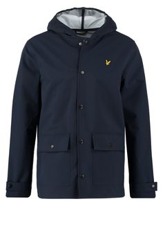 Lyle & Scott Regenjas navy, 129.95,