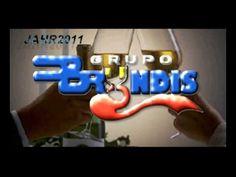 GRUPO BRYNDIS MEGA MIX ROMANTICO 2011 ( 1er Parte) (+lista de reproducción)