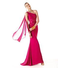 Pronovias te presenta su vestido de fiesta Razza de la colección Fiesta 2014. | Pronovias