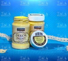 DolceVita Kreativ - kreatívne potreby pre tvorivé duše Coconut Oil, Decoupage, Jar, Painting, Food, Painting Art, Essen, Paintings, Meals