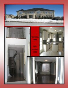 1 Torvista Lane -  Vaughan Ontario   GIVE KELLER WILLIAMS REAL ESTATE SERVICE A CALL TODAY FOR FURTHER INFORMATION REGARDING 1 TORVISTA LANE 416-222-6188 Real Estate Services, Keller Williams, Property Listing, Ontario, Condo, Mansions, House Styles, Home Decor, Mansion Houses