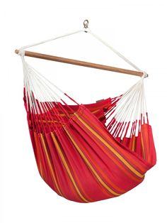 You gift a hammock, we ship FREE all hammocks and hammocks chairs/swings! Made In The Shade Hammocks - Jumbo Hammock Chair - Currambera Model (Cherry Color) , $139.95 (http://www.madeintheshadehammocks.com/jumbo-hammock-chair-currambera-model-cherry-color/) #freeshipping #hammockchairs