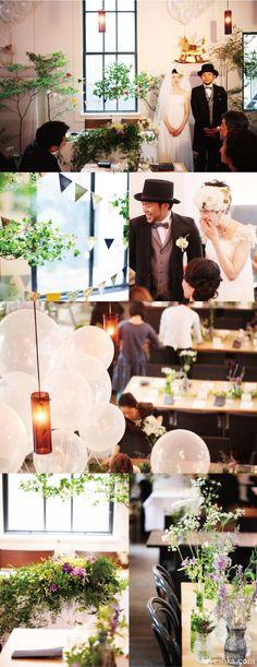 real wedding / 実際のプロデュース / daydream / flag / hat / カフェ / ウェディング / 結婚式 / wedding / オリジナルウェディング / プティラブーシュカ / トキメクウェディング