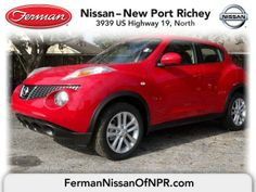 ... Ferman Nissan Of New Port Richey. See More. 2014 Nissan Juke S   Red  Alert Http://www.fermannissanofnewportrichey.com