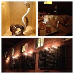 Raising the Bar - Midtown Houston - Nouveau Antique Art Bar & Mongoose versus Cobra