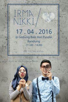 #savethedate #weddinginvitation #prewedding  #irmanikki #929011     *) taken & edited by: el_project