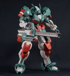 Custom Build: HG 1/144 Helmwige Reincar [Waltraute] - Gundam Kits Collection News and Reviews