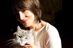 """Jan 22: Happy National """"Answer Your Cat's Question Day""""! Are you (or your cat) looking for cat advice?  Holistic vet Dr. Laurel Davis offers Skype and phone consultations to cat lovers everywhere. Really listen to your cat! http://www.sunvetanimalwellness.com/?p=1412"""